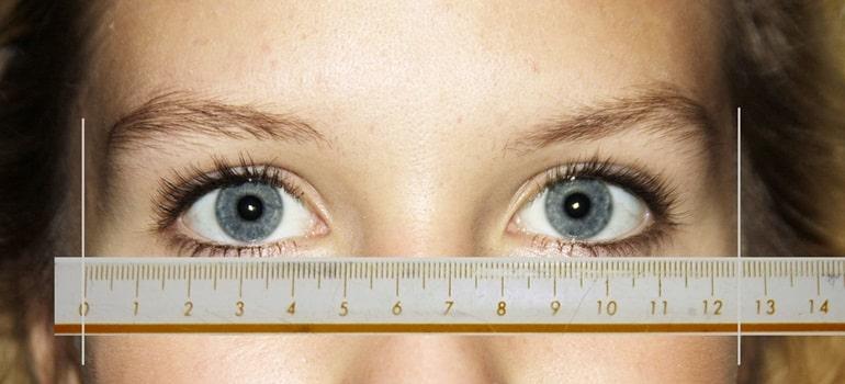 Chọn Size kính phù hợp với gương mặt